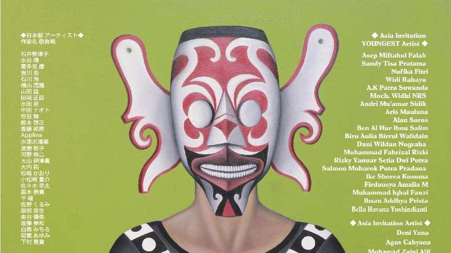 Seniman Indonesia Ikuti Pameran Seni Persahabatan Asia 2017 di Tokyo