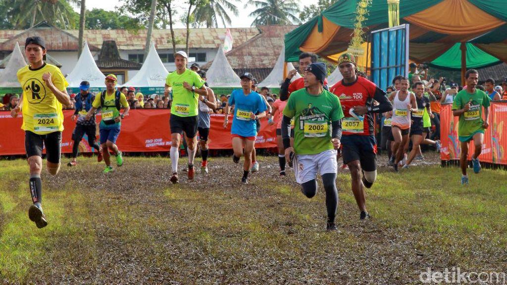 Ratusan Pelari Siap Adu Kuat di Banyuwangi Ijen Green Run