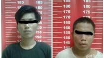 Polisi Tangkap Dua Orang NJ Mania yang Tawuran di Koja