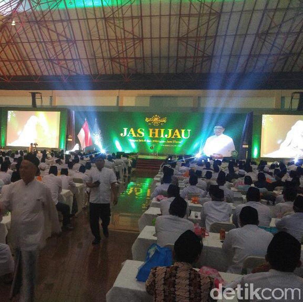 PKB Menggelar Silaturahmi Jas Hijau di Semarang