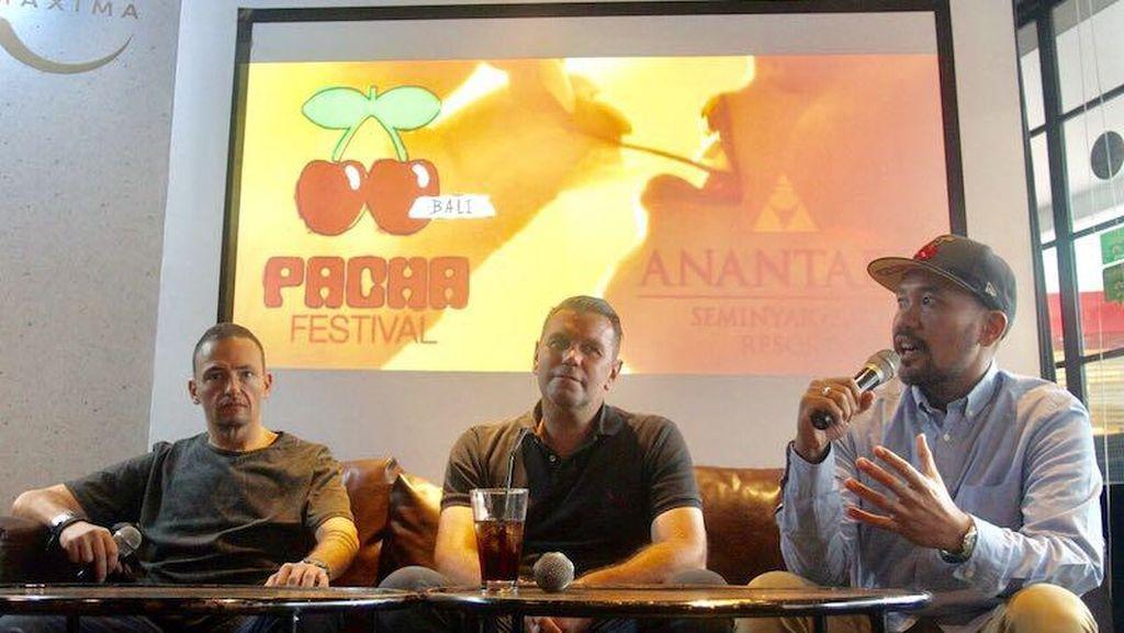 11 DJ Ternama akan Meriahkan Pacha Festival di Bali