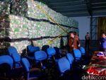 Sita 1.161 Ton Beras, Kapolri: Negara Rugi Ratusan Triliun Rupiah