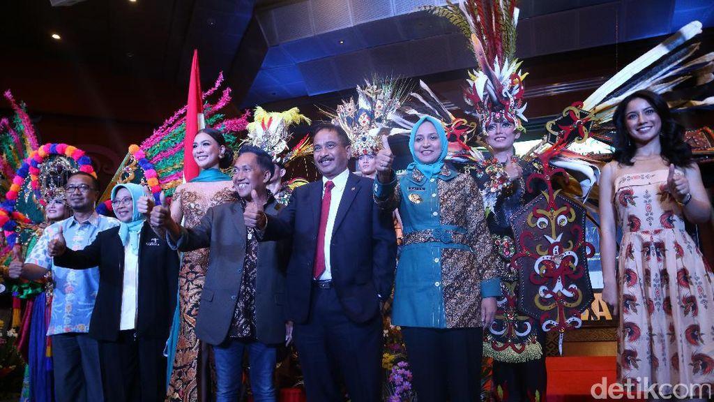 Menpar Tetapkan Jember sebagai Kota Karnaval