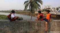 Pendangkalan Sungai, Kapan Dikeruk?