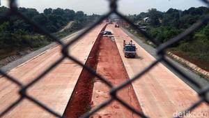 Kondisi Terkini Pembangunan Tol Cijago Seksi II