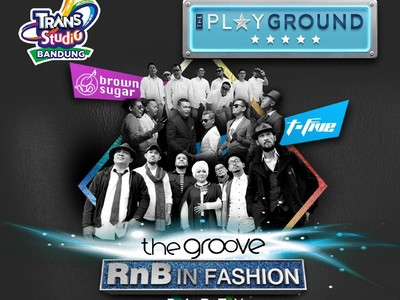 Malam Ini, Yuk Nonton The Groove di Trans Studio Bandung