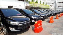 125 Mobil Dinas Pemkot Surabaya akan Berbahan Bakar Gas
