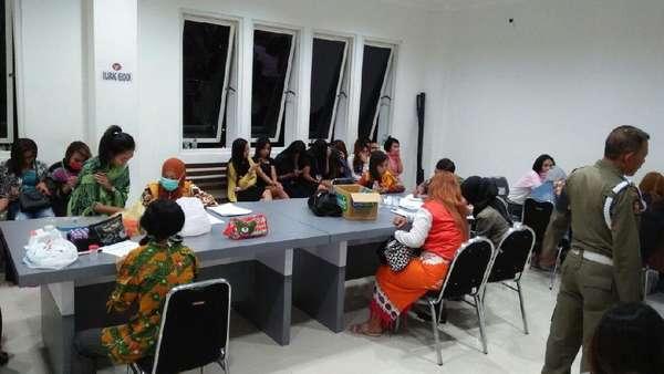 Panti Pijat Hingga Spa di Surabaya Dirazia, Ini Hasilnya