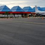 Jokowi Pamer Bandara-bandara Cantik Papua di Facebook