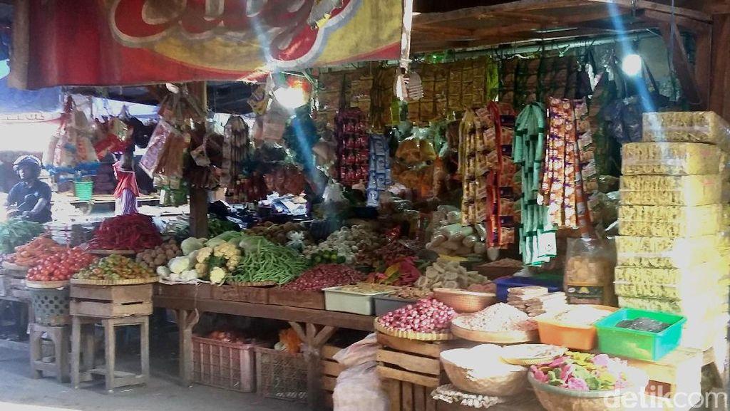 Stok Garam di Pasar Bondowoso Juga Langka