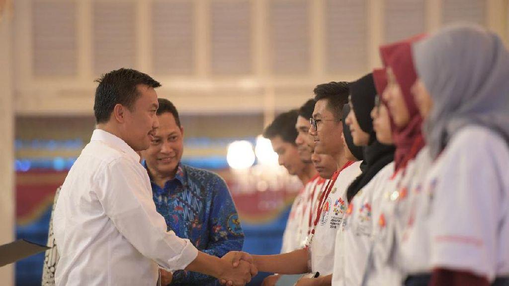 Menpora Siapkan 200 Pemuda Anti Narkoba di Yogyakarta