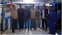 Bakamla Tangkap Kapal yang Bawa Puluhan Drum BBM Ilegal di Palembang