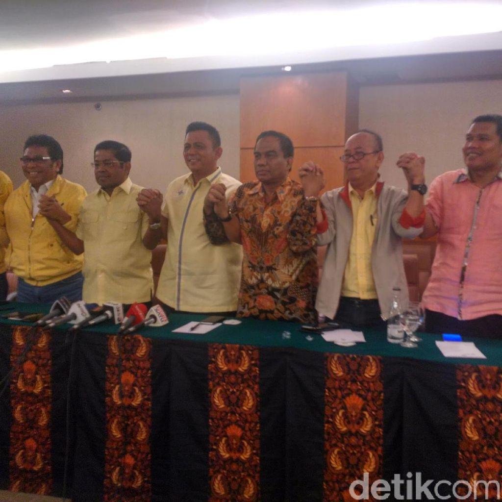4 Jam Bertemu Novanto, DPD Golkar Solid Beri Dukungan