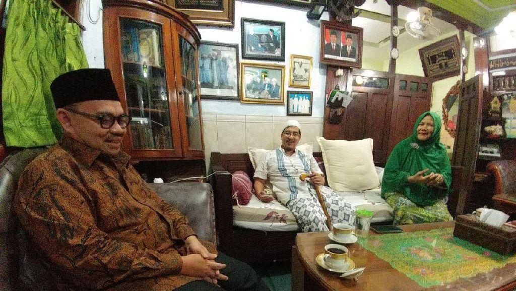 Ke Ponpes Al Anwar, Sudirman Said Dapat Restu Maju Pilgub Jateng