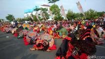 3.000 Penari Jaranan Tampil Apik dalam Penutupan Pekan Budaya