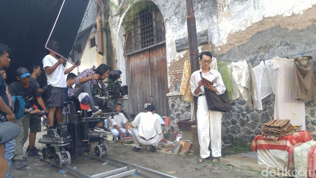 Sosok Wage Rudolf Supratman Difilmkan, Tayang di Hari Sumpah Pemuda