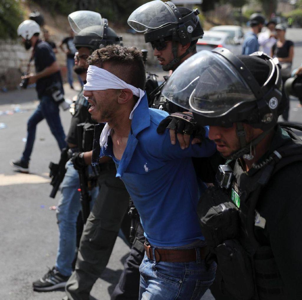 Bentrok di Yerusalem, 2 Warga Palestina Tewas