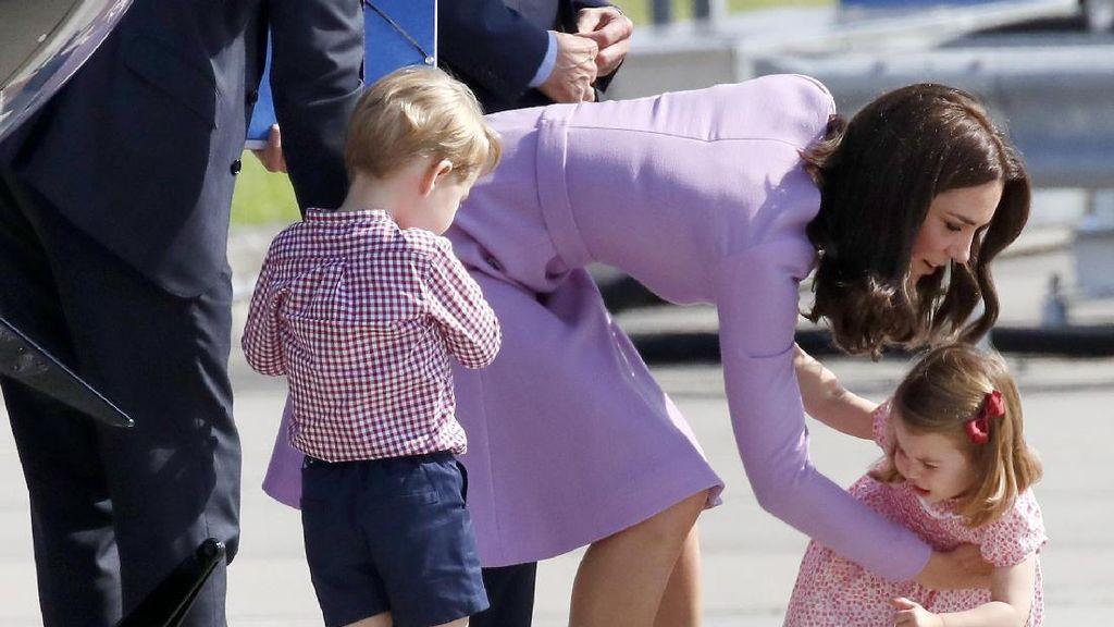 Pangeran William Diimbau Tak Tambah Anak Demi Kelestarian Lingkungan