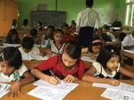 Sekolah Bantuan Indonesia di Rakhine Baru Dimanfaatkan Siswa Rohingya