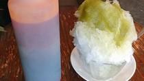 Kayak Apa ya Rasanya? Es Serut Kecap Asin dan Saus Bawang Putih Ini?