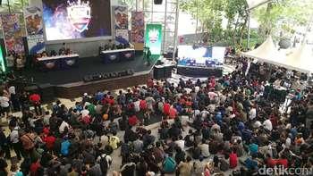 Keriuhan Pencarian Jawara Turnamen Mobile Legends