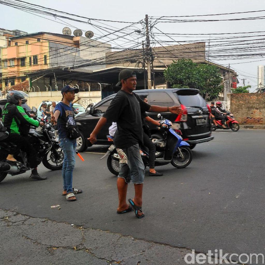Polisi Ingin Rekrut Pak Ogah, Dishub DKI Khawatir Warga Resah