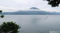 Foto: Danau Terbesar Kedua di Sumatera