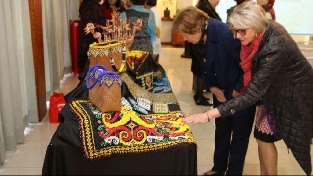 Pasar Terapung dan Wisata Bahari Kalimantan Dipromosikan di Canberra