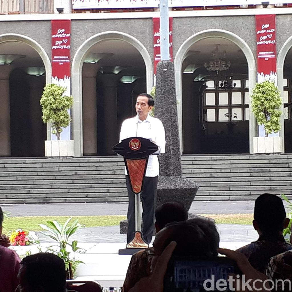 Cerita Jokowi Soal Kagumnya Presiden Afghanistan pada Indonesia