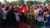 Ditanya Presiden Jokowi, Bocah Ini Bercita-cita Jadi YouTuber