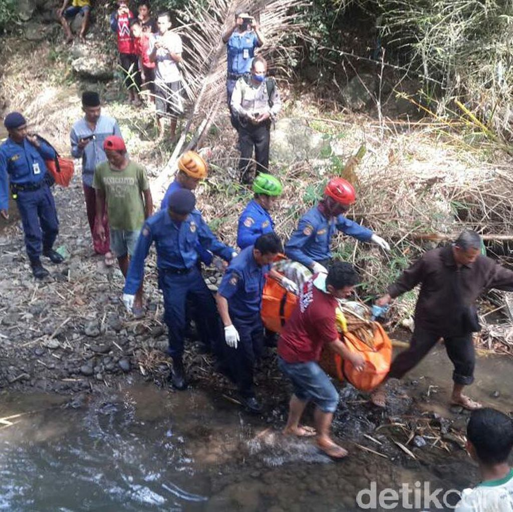 Dua Hari Hilang, Slamet Ditemukan Tewas di Sungai