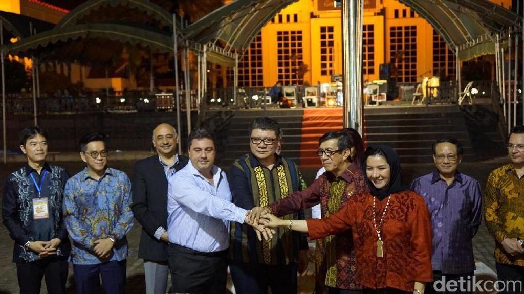 Indonesia dan Negara Sahabat Luncurkan Organisasi Eco Culture Tourism
