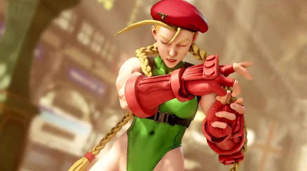 Kostum Cammy Street Fighter V Dinilai Tak Sesuai Standar
