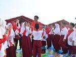 Main Sulap, Jokowi pun Sadar Triknya Diketahui Anak-anak