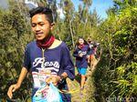 Ratusan Peserta Ikut Kebut Gunung di Merapi-Merbabu