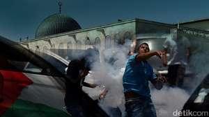 Ketegangan di Al-Aqsa