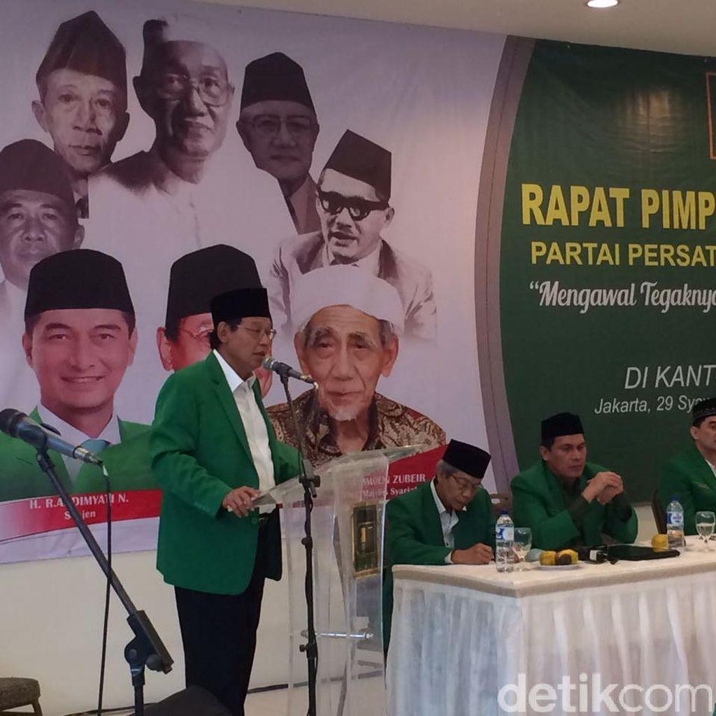 Setelah Mukernas PPP Romi Kelar, Ganti Kubu Djan Gelar Rapimnas