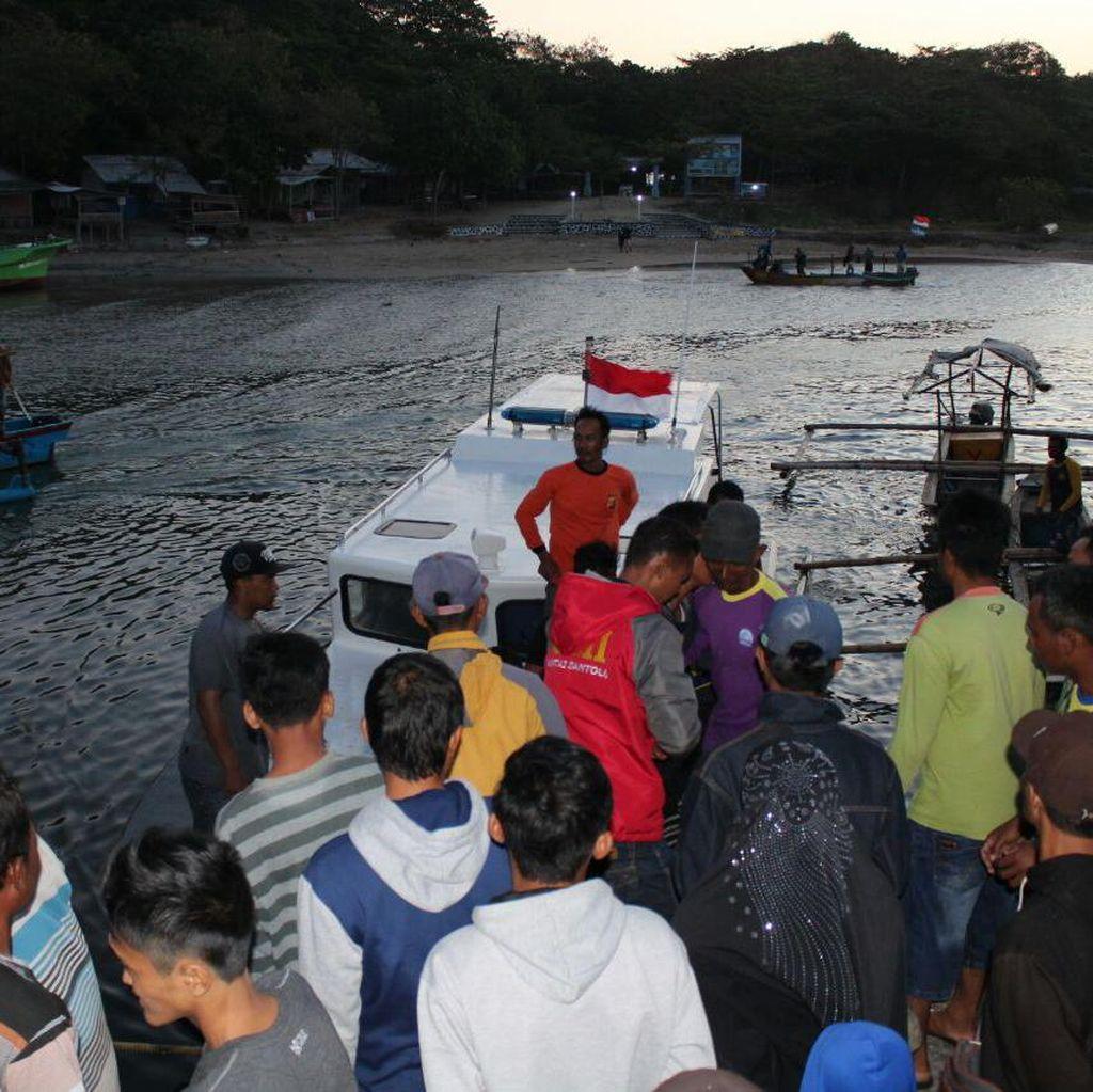 Kapal Nelayan Garut Tenggelam, Seorang Awak Kapal Hilang