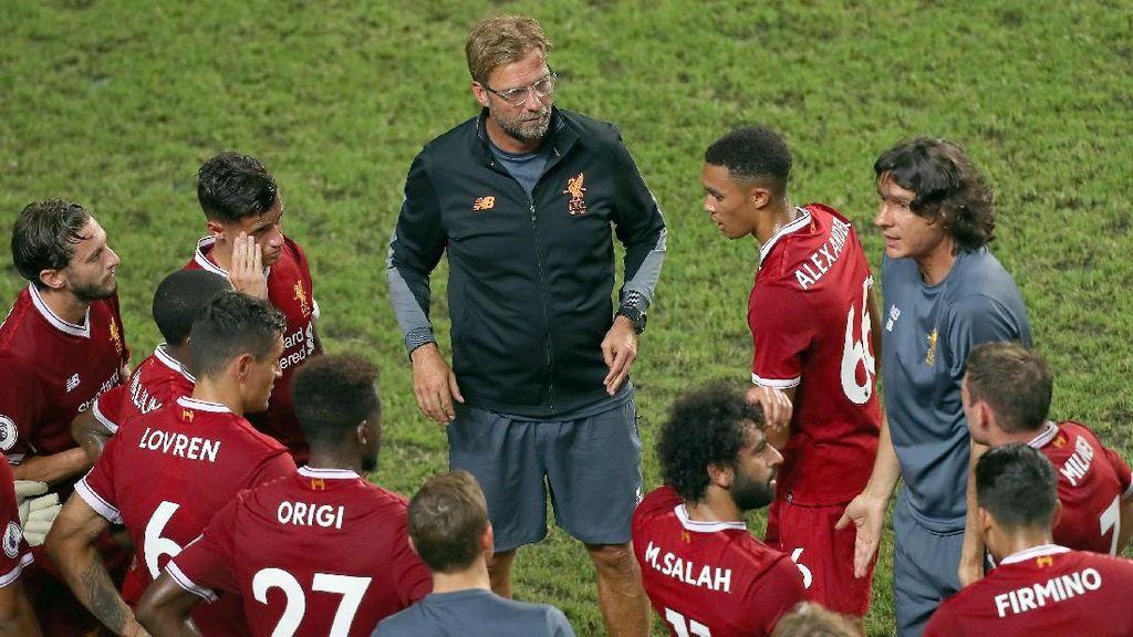 Liverpool Diminta Nikmati Saja Momen Lawan Hoffenheim