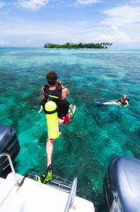 Diving di pulau Sipadan (Pom pom island resort diving)