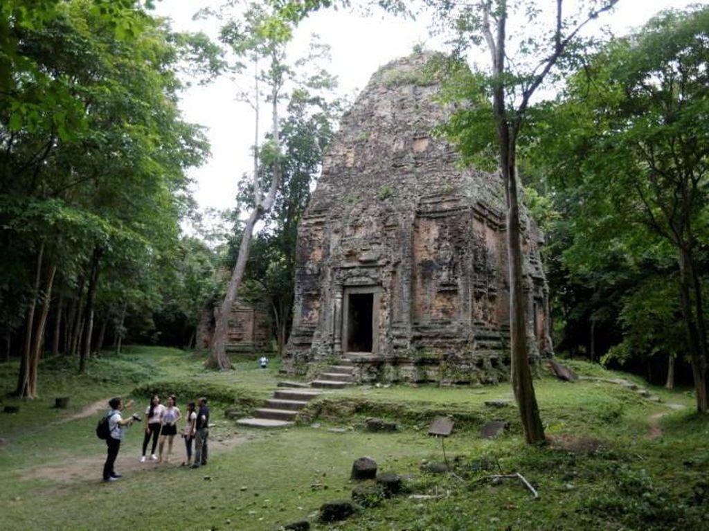 Foto : Situs Warisan Dunia Terbaru di Kamboja