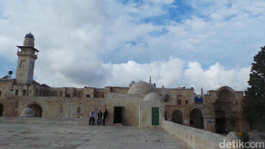 Fakta-fakta Al-Aqsa: Tapak Nabi Muhammad hingga Pembantaian Umat