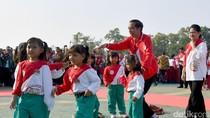 Tak Mau Beberkan Trik Sulap Jokowi, Iriana: Rahasia