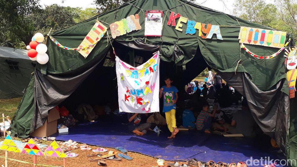 800 Anak Jalanan Ikut Jambore Sahabat Anak di Ragunan