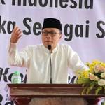 Di Hadapan Jokowi, Ketua MPR Cerita Pedagang Ngeluh Garam Langka