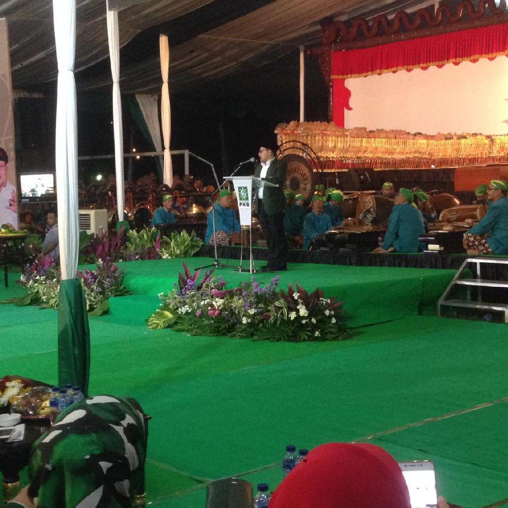 Harlah ke-19, Muhaimin: PKB Banyak Belajar dari Gusdur dan NU
