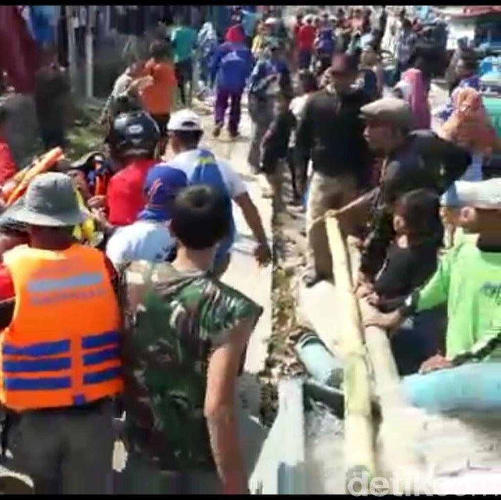Korban Kapal Nelayan Tenggelam di Garut Ditemukan