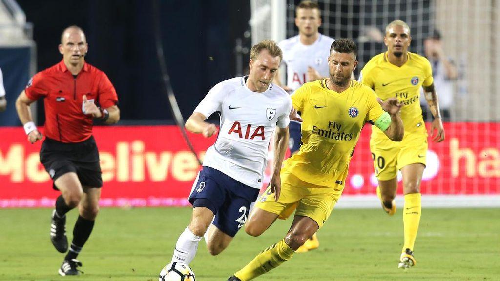 Spurs Tundukkan 10 Pemain PSG 4-2