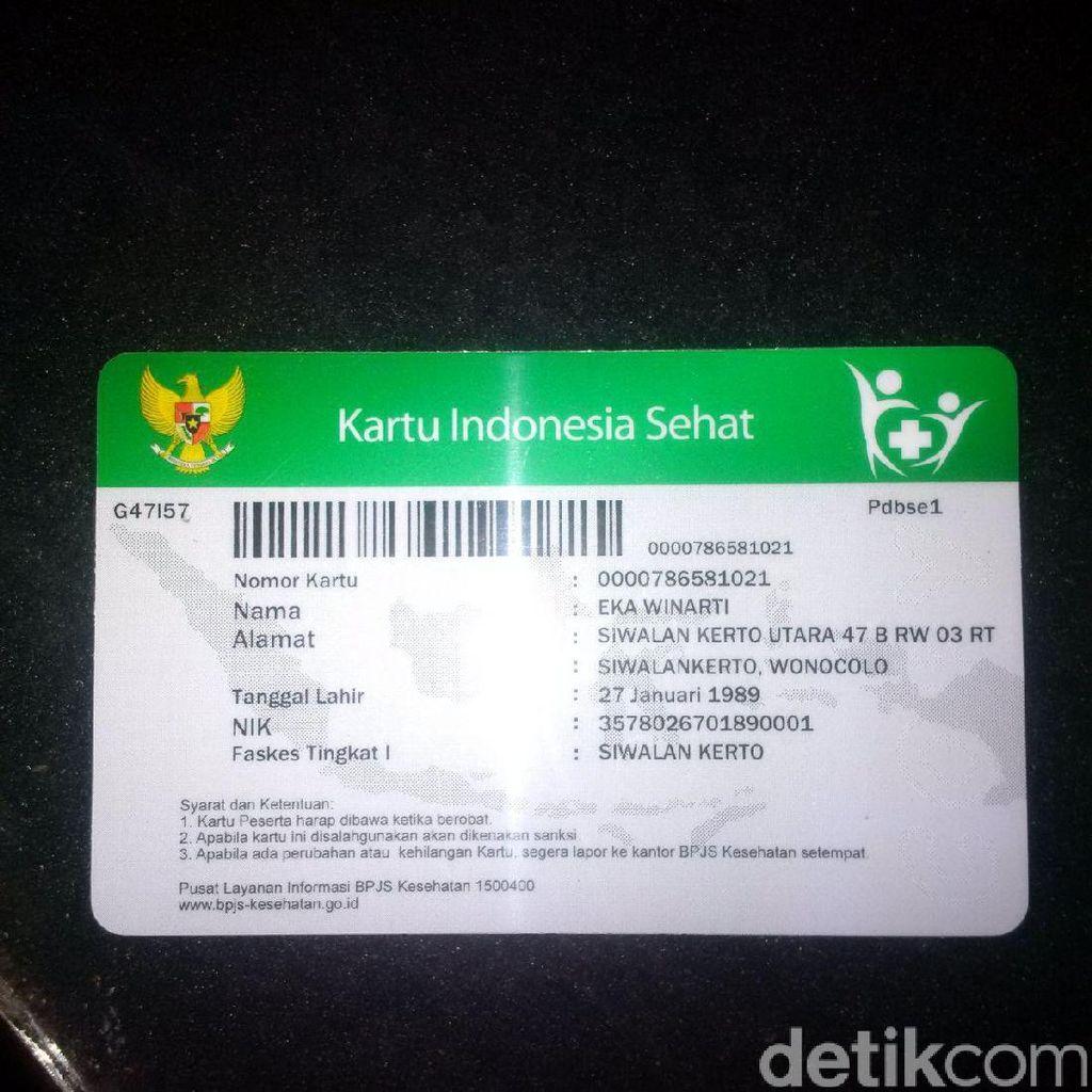 KIS Warga Surabaya Ditemukan di Blitar Diduga Salah Pengiriman Kartu