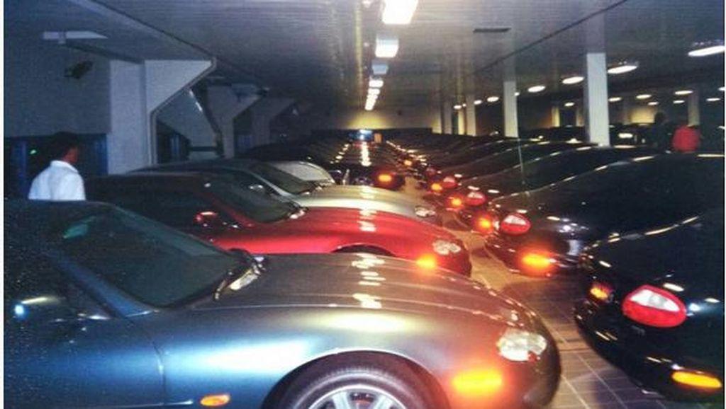 Koleksi Sultan Brunei, 3.000 Mobil Lebih dalam Satu Garasi